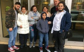 Boy to Court: Don't Deport My Dad