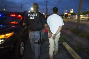 ICE arrests of undocumented immigrants without criminal records up more than 150 percent, U.S. officials say